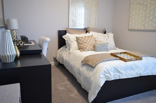 Ideas for small bedroom makeover