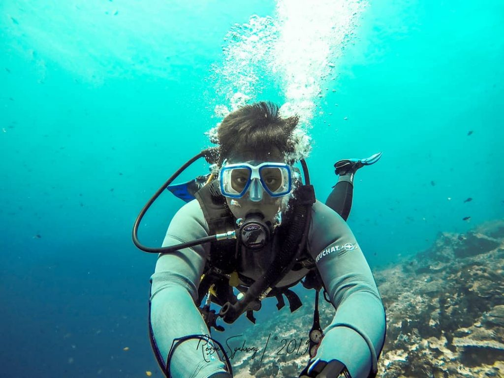Drift Diving on Bali Dive Sites and Best Techniques to Do It