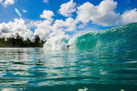 The Wave Variety to get on Mentawai Surf Charters