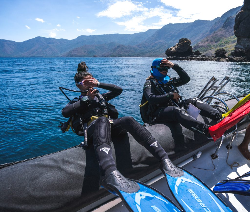 What You Will Want in Komodo Diving Liveaboard