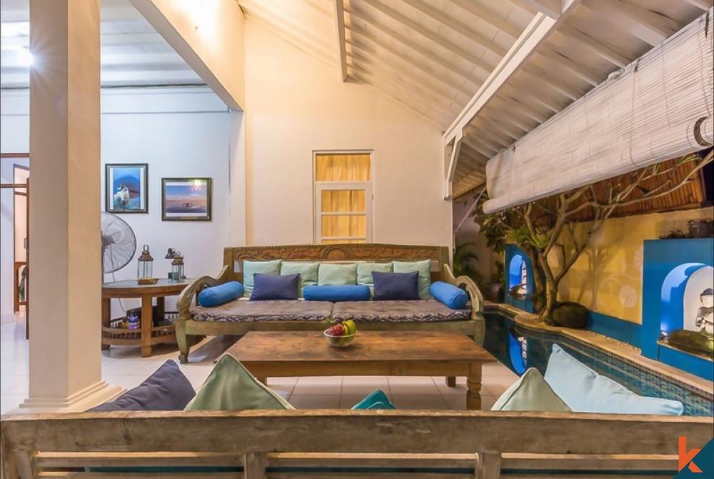 Bali Property Upper Roof