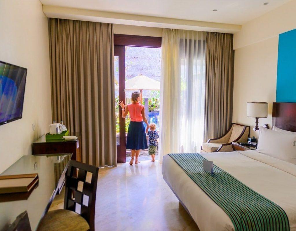 Surviving Quarantine at Nusa Dua Family Resort with Kids
