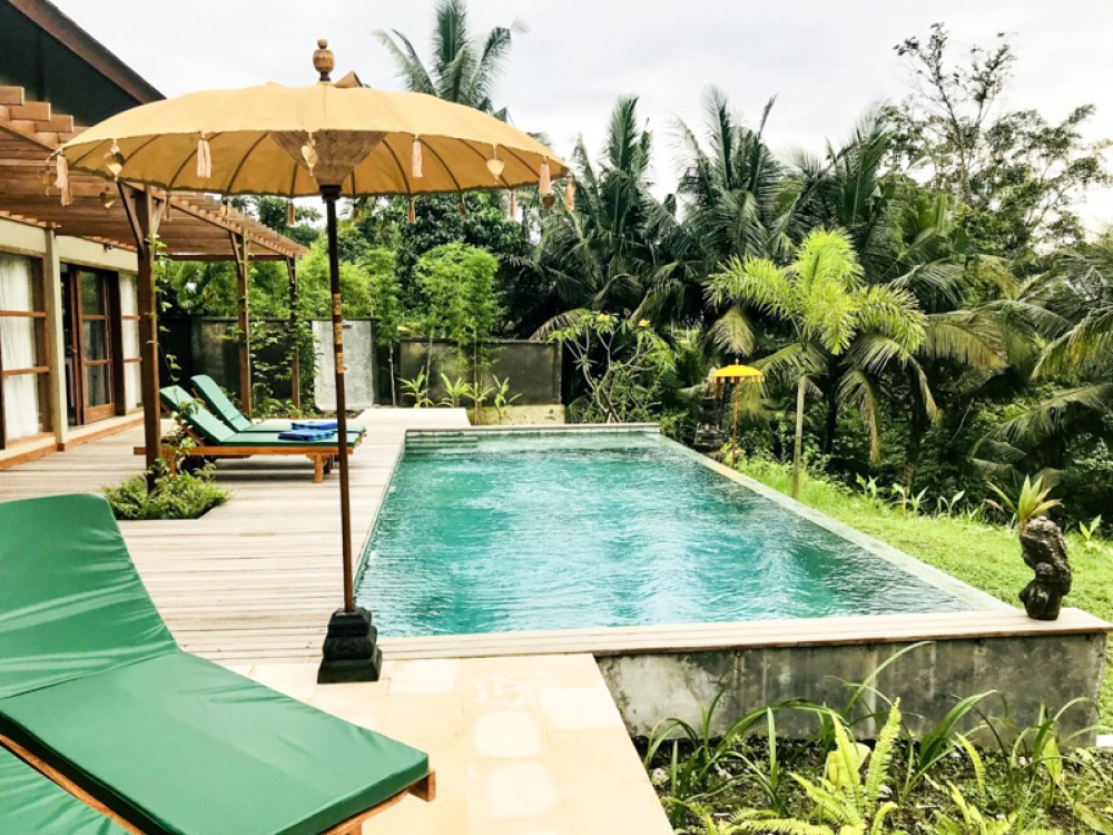 A honeymoon in Villa Ubud Bali is all about unabashed romance and relaxation