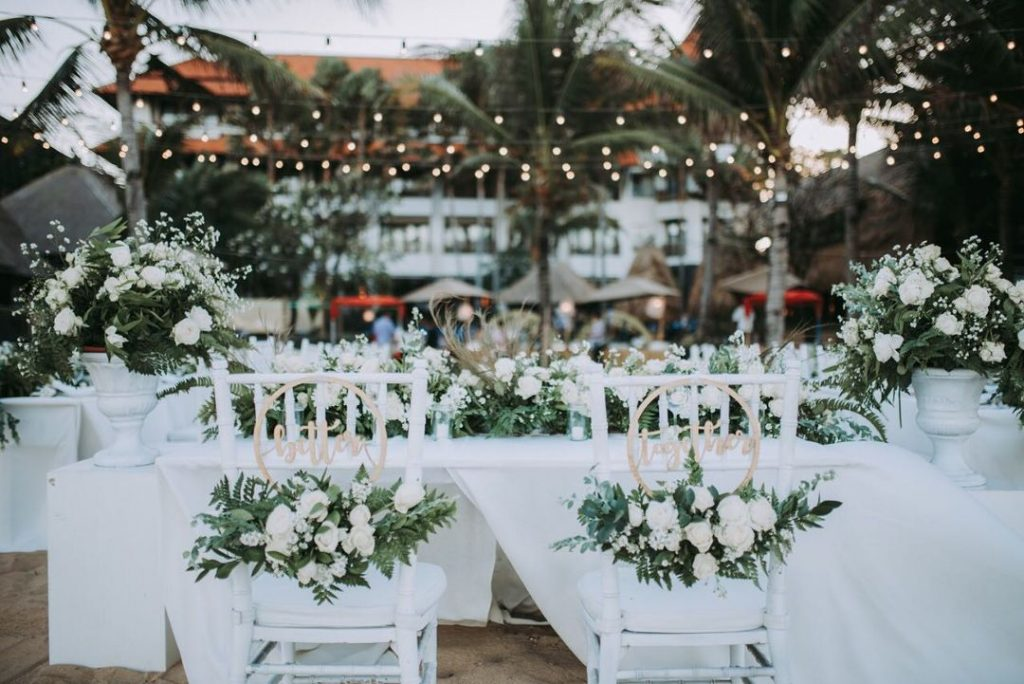 Get the Luxury of Beach Wedding at A Fraction of the Cost at Benoa Resort