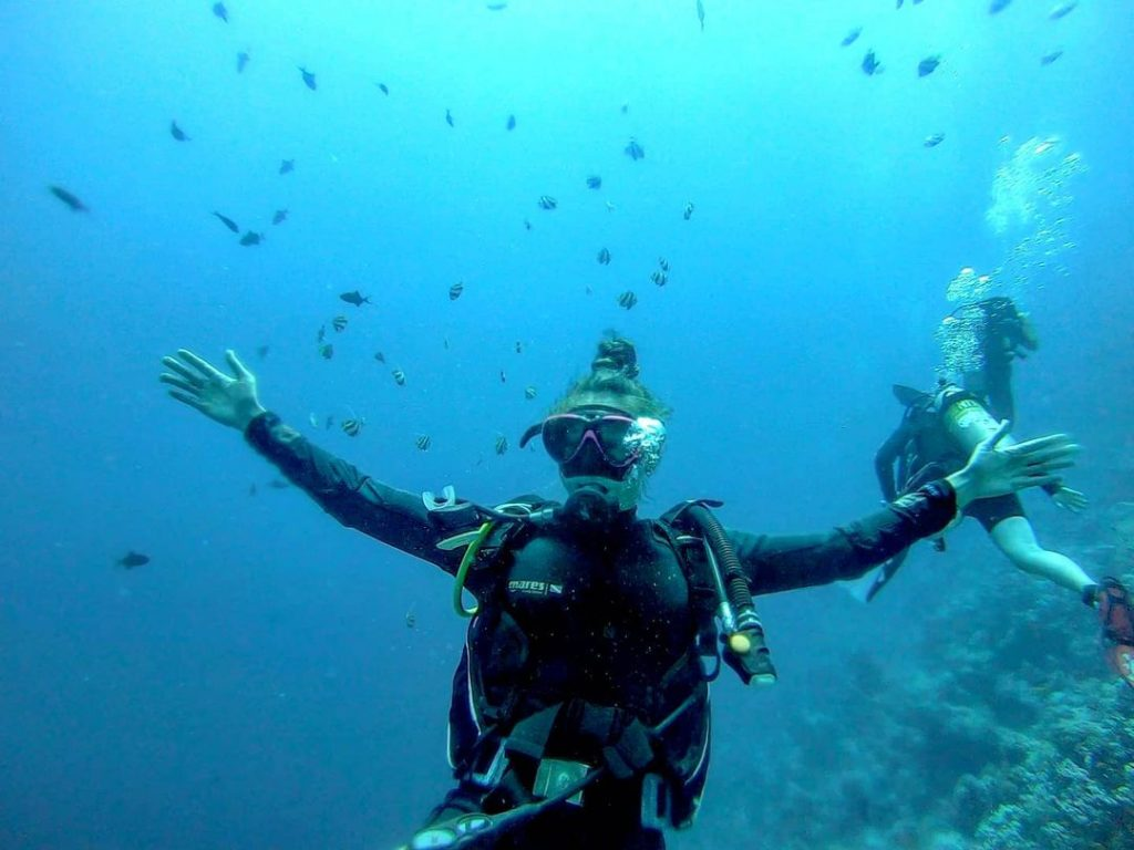 Scuba Diving Tips for Beginners to Help First-Timer Anxiety
